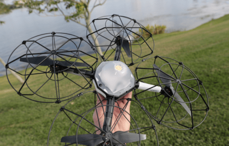 intel dron