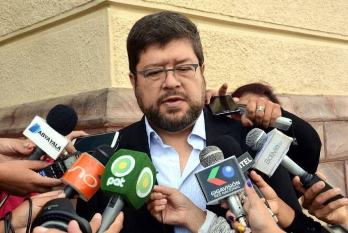 Samuel Doria Medicna, líder de UD e imputado por el caso Focas. Foto: Gentileza