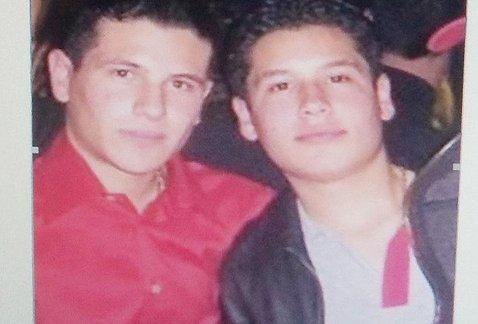 Jesús Alfredo e Iván Archivaldo