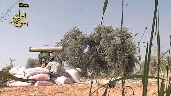 Tres de los cuatro misiles fueron interceptados por el sistema defensivo Cúpula de Hierro