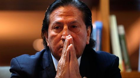 El expresidente del Perú, Alejandro Toledo, (2001-2006) Foto: http://eldia.com.do