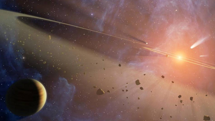 Publican las únicas fotos de un asteroide que pasó cerca de la Tierra