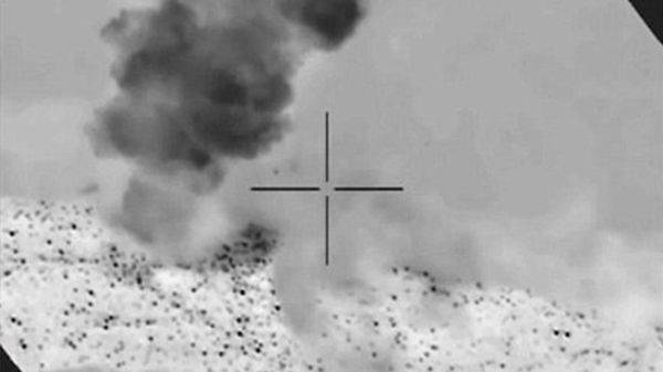 Kassim murió en un ataque aéreo de la coalición internacional liderada por Estados Unidos en Mosul