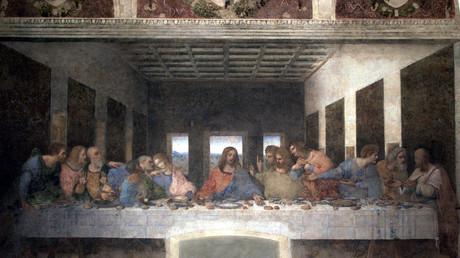 'La última cena', de Leonardo da Vinci, después de la restauración