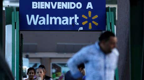 Tienda Walmart en Monterrey, México.