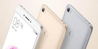 Nuevos rumores sobre las características del Xiaomi Mi Max 2
