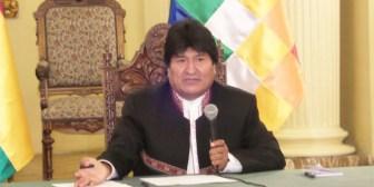 Morales siente que la derecha maneja a algunos dirigentes cocaleros de Adepcoca