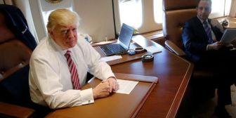 """Donald Trump quiere que el arsenal nuclear de los Estados Unidos sea """"el mejor de todos"""""""