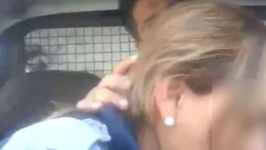 Video de policías teniendo sexo en el patrullero genera un escándalo en Rosario: los van a echar