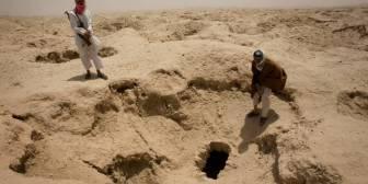 Los saqueos destruyen para siempre ciudades milenarias de Irak y Siria