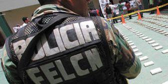 Fiscalía secuestra 12.720 kilos de marihuana y más de 34 kilos de cocaína en Santa Cruz