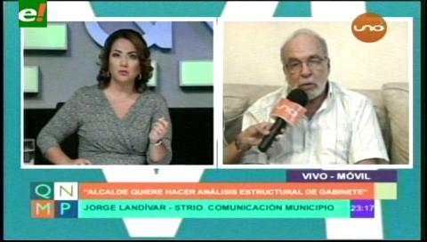 Santa Cruz: Cambios en el gabinete del alcalde Percy Fernández son inminentes