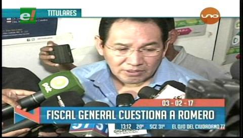 Video titulares de noticias de TV – Bolivia, mediodía del viernes 3 de febrero de 2017