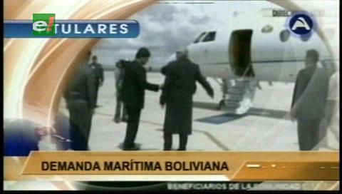 Video titulares de noticias de TV – Bolivia, noche del lunes 13 de febrero de 2017