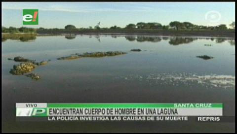 Santa Cruz: Encuentran el cadáver de un hombre en la Laguna Verde
