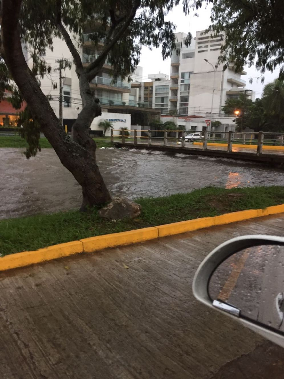 SC lluvia