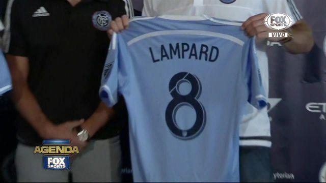 Frank Lampard anunció su retiro