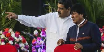 Veja: Venezuela y Bolivia son sospechosas de esquema estatal de lavado