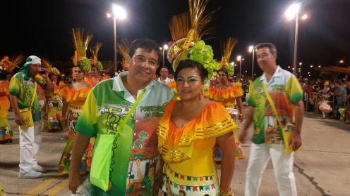 Ponedores: Ana Ma. Zabala y Camilo Pinto
