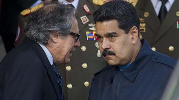 Perú expresa su preocupación por la crisis humanitaria en Venezuela — Ricardo Luna