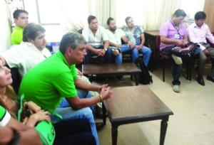 Envían a prisión a Ernesto Suárez por error en su dirección