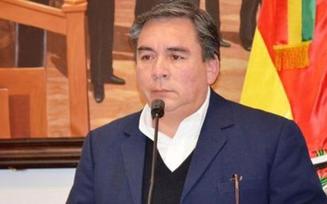 El contralor General del Estado, Henry Ara. Foto: La Razón - archivo