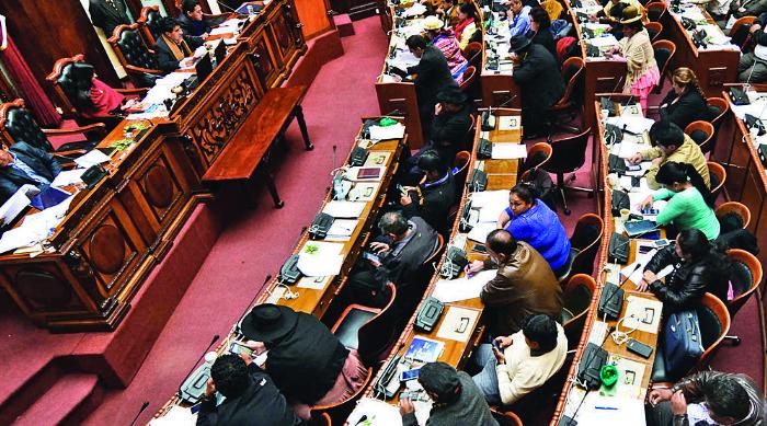 """MAS busca que 22 de enero sea día de fundación del Estado; quieren """"sepultar"""" el 6 de agosto dice la oposición"""
