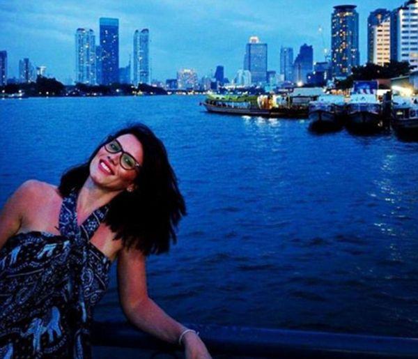 Quién es la joven que se arrojó al Río Támesis y ahora lucha por su vida