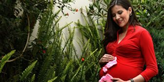 """Esposa del Vicepresidente sobre el aborto en Bolivia: """"Hay que diferenciar cada caso"""""""