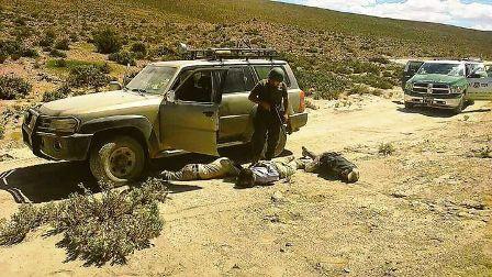 El porqué militares bolivianos no se defendieron de los carabineros chilenos