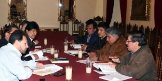 Central Obrera Boliviana ratifica respaldo al fallo sobre el preaviso y retoma el diálogo con el Gobierno