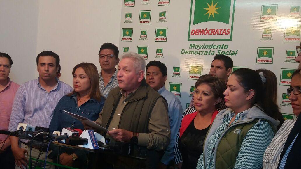 Ordenan detención preventiva para Ernesto Suárez en el Beni