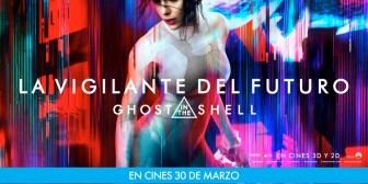 La vigilante del futuro en cines de Bolivia