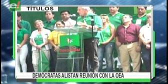 Video titulares de noticias de TV – Bolivia, mediodía del lunes 27 de marzo de 2017