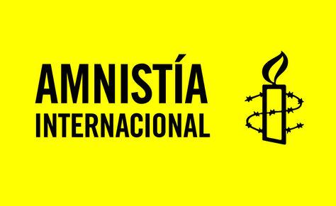 El logo de la organización humanitaria pro derechos humanos Amnistía Internacional. Foto: amnistia.org.ar