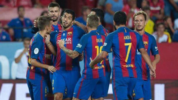 El Barcelona transita una campaña difícil
