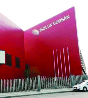 Corsán culpa a ENDE y ABC por el abandono de las obras