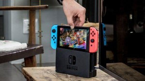 Este año también salió a la venta Switch.
