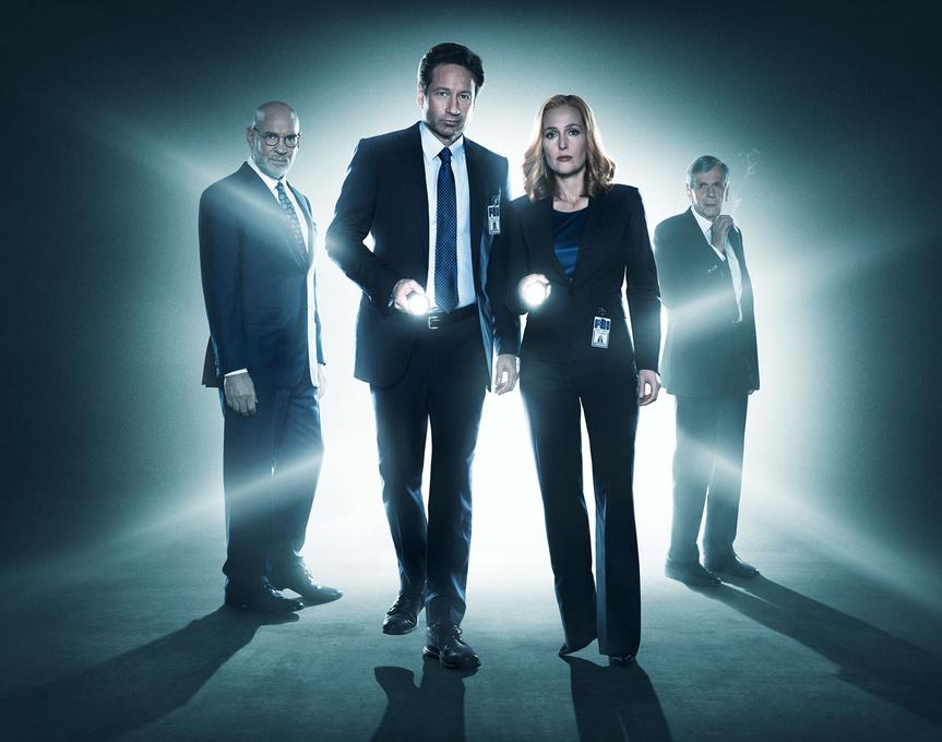 Mulder, Scully: todavía queremos creer.