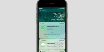 Accede más rápido a los ajustes Wifi del iPhone y otras funciones