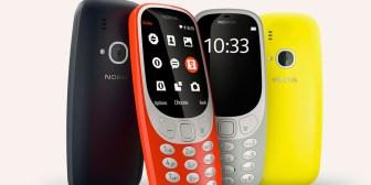 El nuevo Nokia 3310 llega a Europa la próxima semana