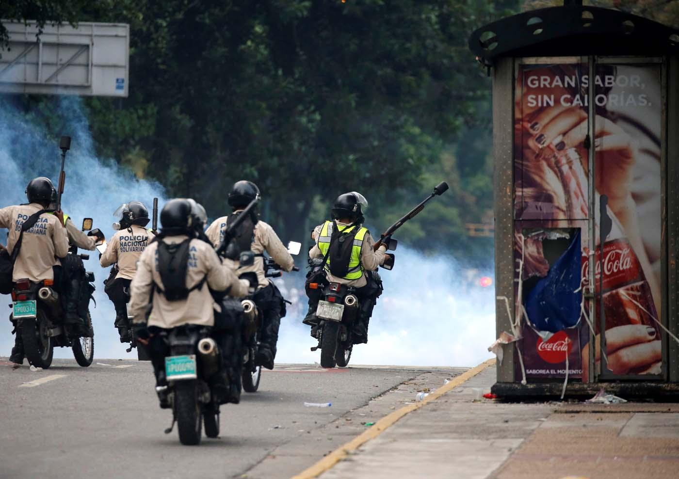 ONG venezolana dice que hay 777 detenidos por protestar contra el Gobierno