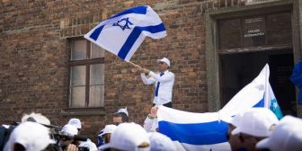 Comienza en Auschwitz la Marcha por la Vida en el Día del Recuerdo del Holocausto