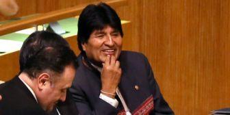 Morales viaja a Nueva York para conmemorar 10 años de derechos indígenas en la ONU