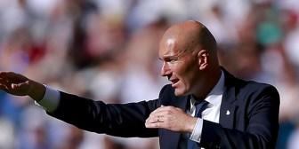 """Zidane: """"Ahora el Barcelona va a ganar La Liga y el Real Madrid no vale nada"""""""