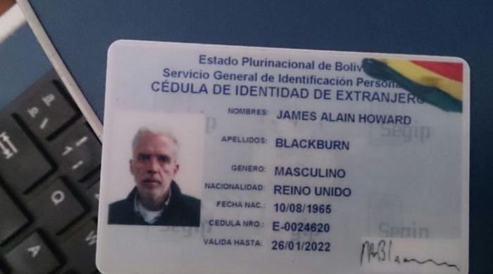 Extranjero perdido fue hallado ayer sin vida en zona de Irpavi de La Paz