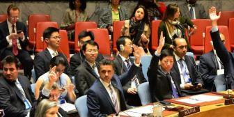 """""""Bolivia no pasa desapercibida en el Consejo de Seguridad"""": embajador Sacha Llorenti"""