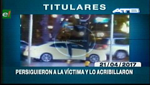 Video titulares de noticias de TV – Bolivia, mediodía del viernes 21 de abril de 2017