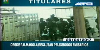 Video titulares de noticias de TV – Bolivia, mediodía del miércoles 26 de abril de 2017