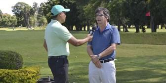 """Alberto Landívar, presidente de la Federación Boliviana de Golf comenta sobre """"Copa Los Andes Bolivia 2017"""""""
